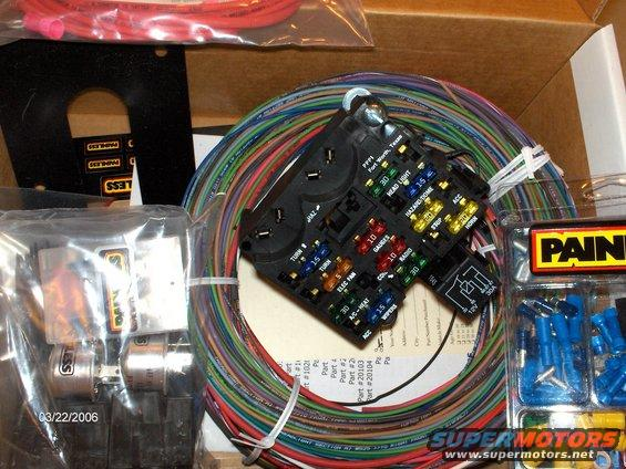 painless wiring installation instructions use of data flow diagram 1966 ford fairlane wire harness picture | supermotors.net