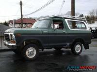 1979 Ford bronco roof rack