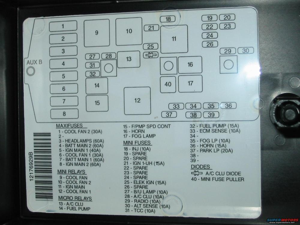 medium resolution of 05 nissan quest fuse box