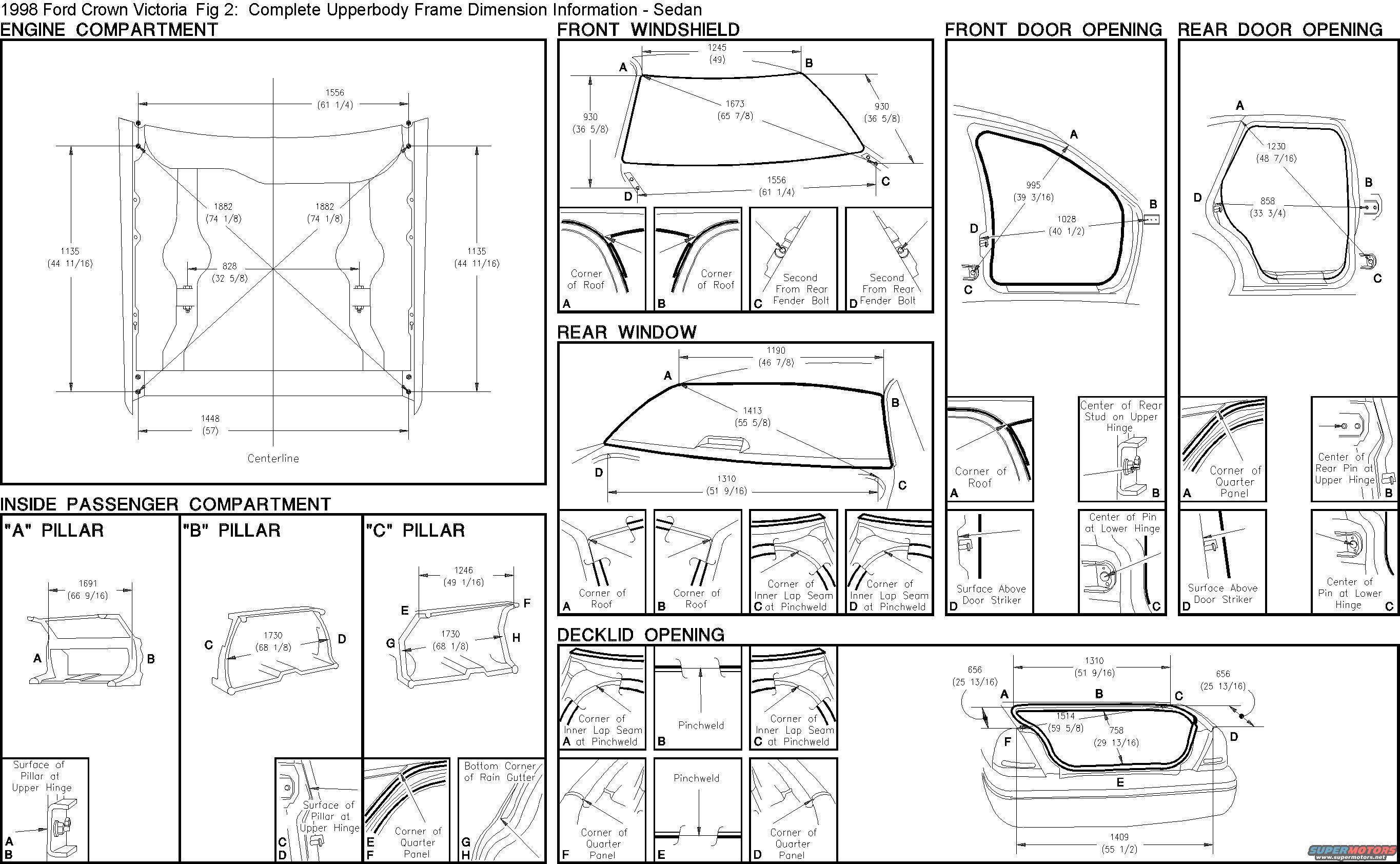 Ford Crown Victoria Police Interceptor Fuse Box Diagram