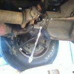 1989 Ford Bronco Driveshaft U Joints Picture Supermotors Net