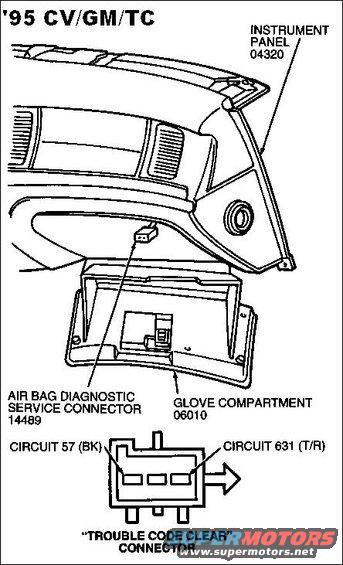 1997 crown vic fuse diagram