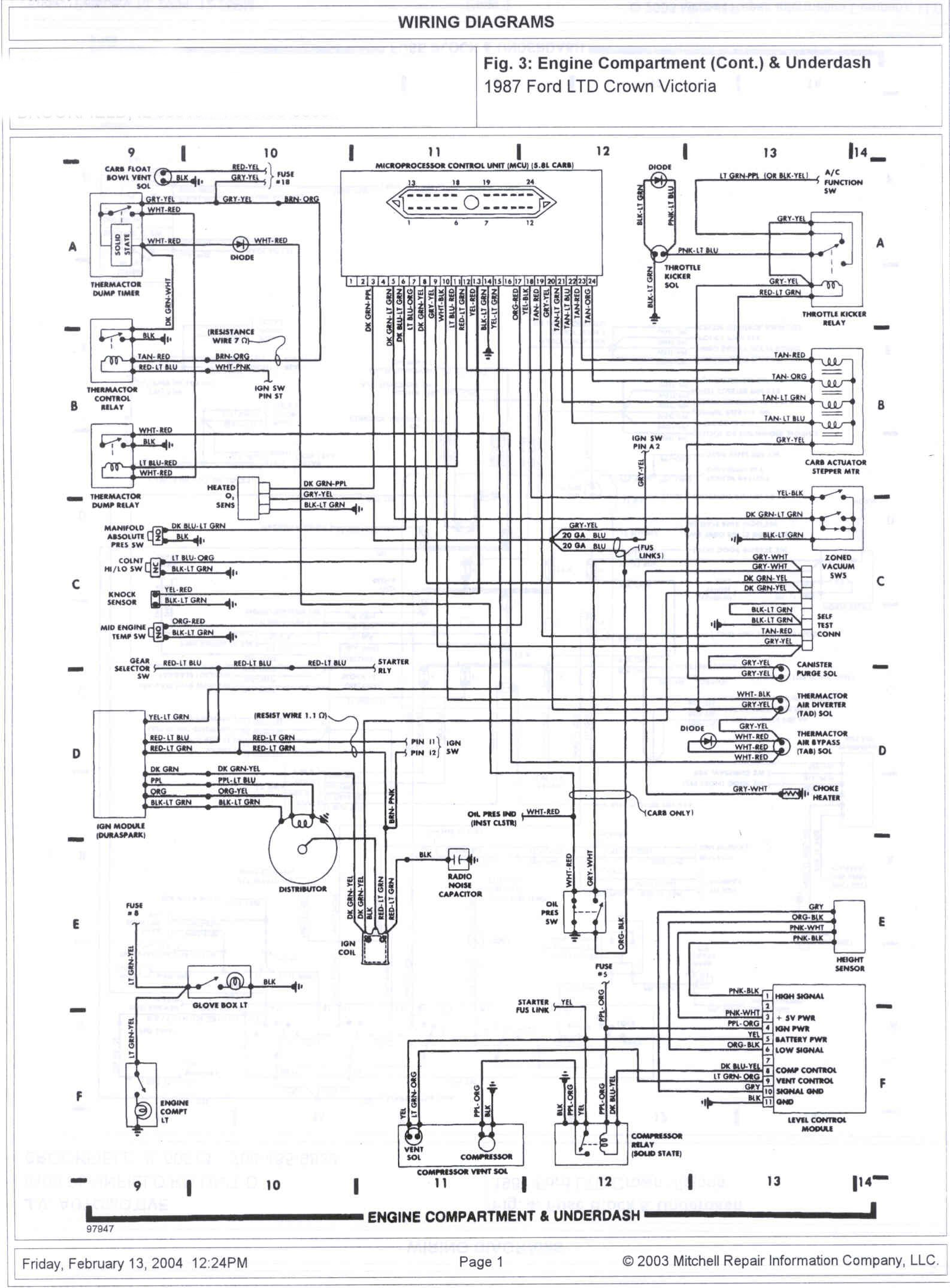 hight resolution of  1986 ford ltd wiring diagram wiring diagram ford crown victoria wiring diagram on 1992 ford