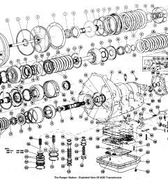 solenoid wiring diagram for 94 ford mustang get free ford aod transmission diagram aod transmission valve body diagram [ 1975 x 1467 Pixel ]