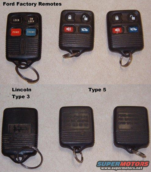 Ford Bronco And Fseries Pickup 1986 Engine Control Module Wiring
