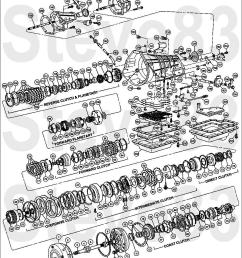 ford e4od transmission diagram schema diagram database diagram ford aod transmission diagrams 4l60e transmission diagram ford [ 978 x 1181 Pixel ]