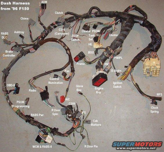 1983 ford f150 radio wiring diagram how to wire light switch bronco general purpose pics picture | supermotors.net