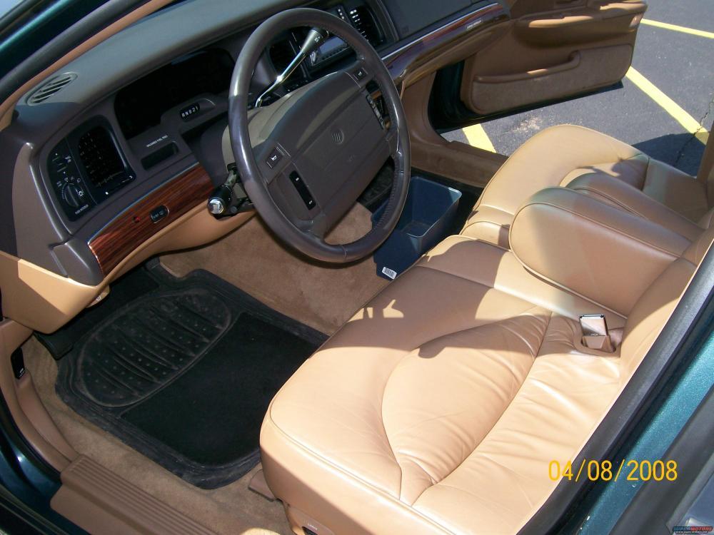 medium resolution of 1995 mercury grand marqui interior