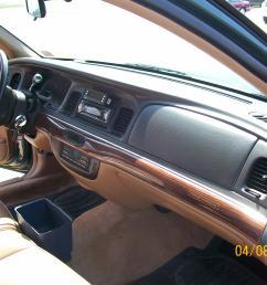1995 mercury grand marquis interior picture supermotorsnet [ 3072 x 2304 Pixel ]