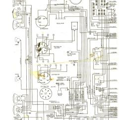 1965 Ford Falcon Alternator Wiring Diagram For A Two Way Switched Light Ranchero