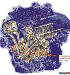 how to release tension from timing chain mazda 6 forums mazda 6 forum [ 920 x 876 Pixel ]
