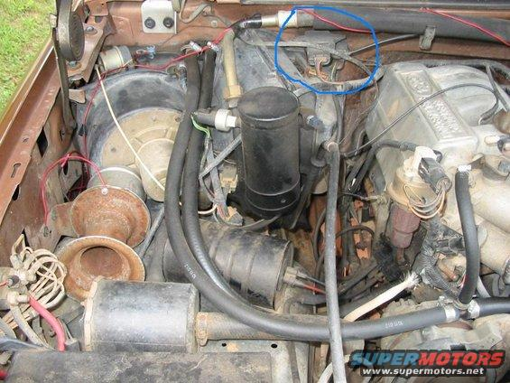 early bronco wiring diagram weathertron thermostat whats wrong in these pictures??? - page 2 ford forum