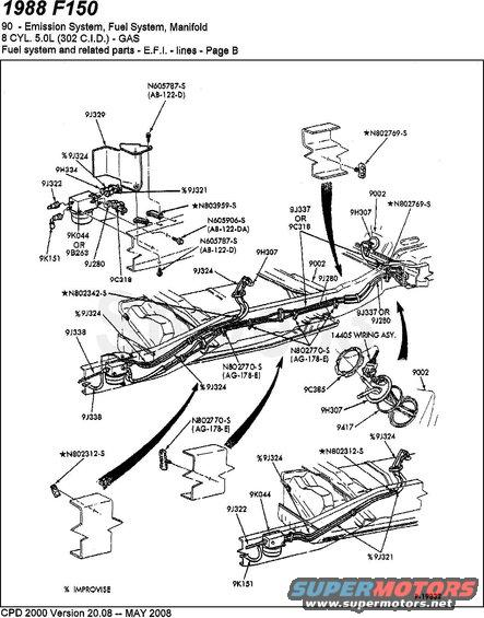 1983 Ford Bronco '84-89 Fuel Reservoirs pictures, videos