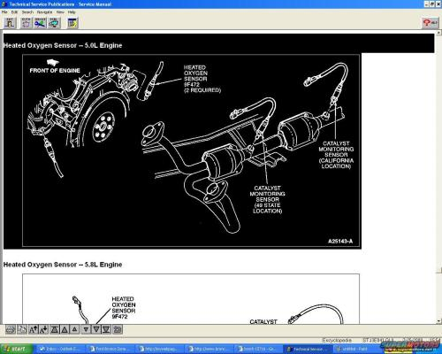 small resolution of f150 95 engine diagram sesors 5 0