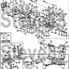 1978 Dodge Truck Ignition Wiring Diagram Gm 4 Wire Alternator 1994 Ford Crown Victoria Steering Column Picture | Supermotors.net