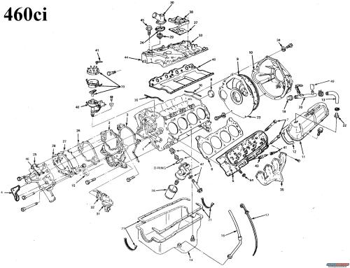 small resolution of 1983 ford bronco diagrams picture supermotors net 2013 ford focus engine diagram ford 460 engine diagram