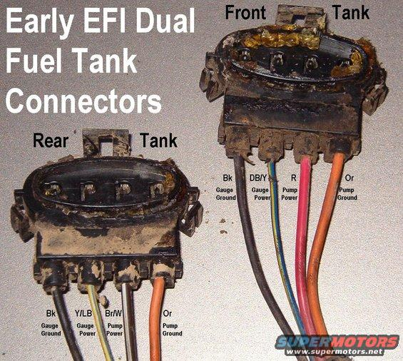94 ford ranger wiring diagram mondeo mk4 headlight 1993 f-150 fuel pump connection and filter - bronco forum