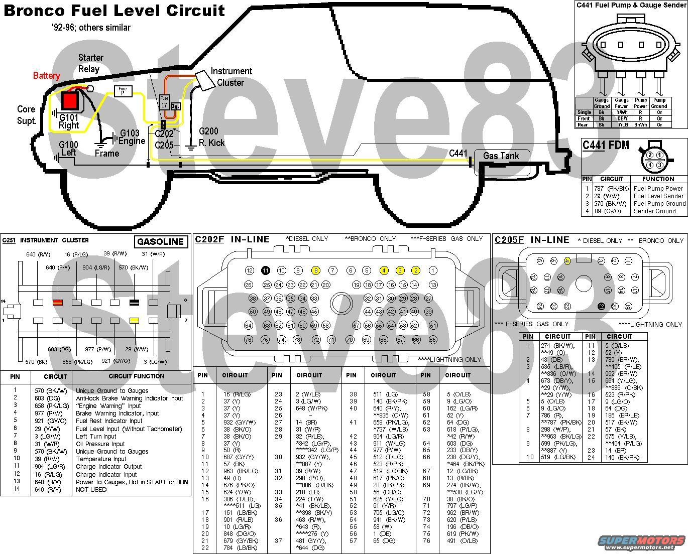 Wiring Diagram For Rear Window Full Size Bronco : 47
