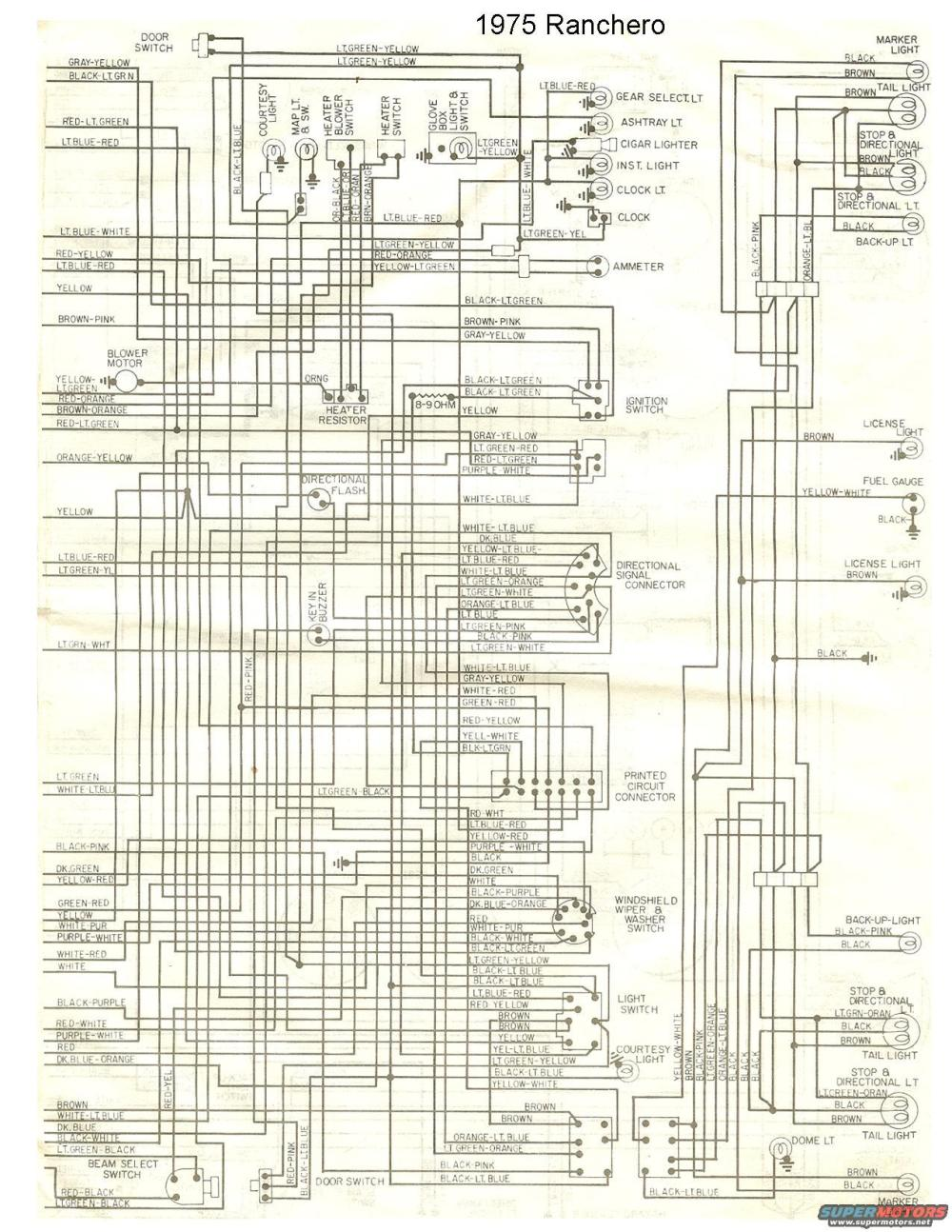medium resolution of 1969 ford torino color wiring diagram share the knownledge 1970 ford falcon wiring diagram 1976 ford f 150 brake light wiring diagram