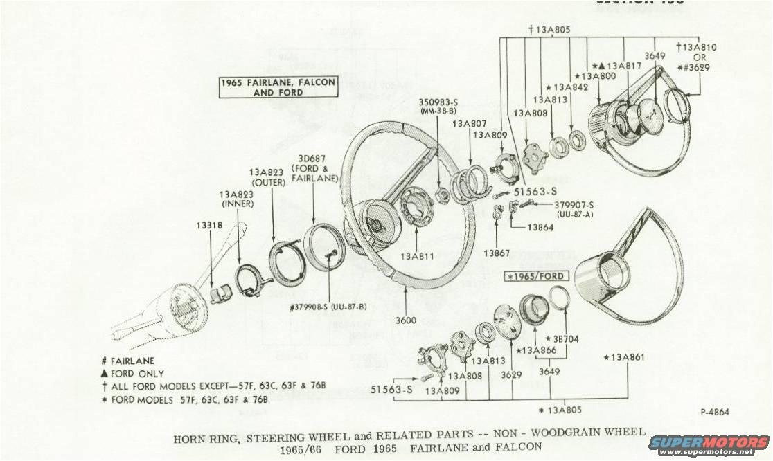 1964 Chevy Impala Ignition Wiring Diagram