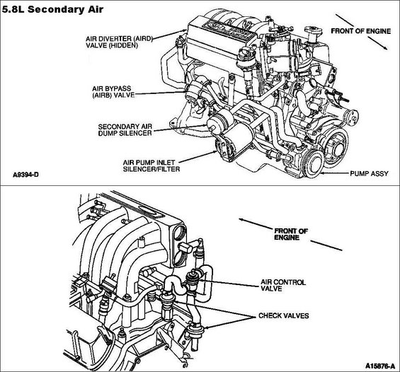 1990 Ford Bronco Diagrams and Schematics picture