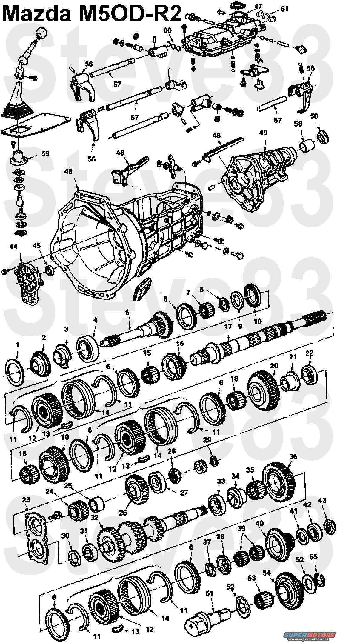 1983 Ford Bronco Diagrams Picture Supermotors Net