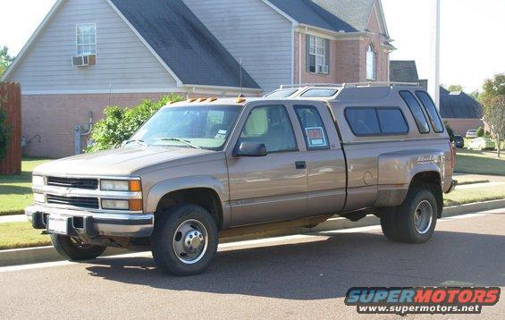 2011 Flaps 3500 Chevrolet Mud