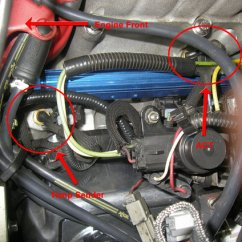 1990 Ford Bronco Wiring Diagram Mitsubishi Eclipse Alternator Help With Coolant Sensor - Forum