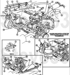 ford 5 8l engine diagram ford 5 8 engine diagram 1990 ford bronco diagrams and schematics picture [ 978 x 1131 Pixel ]