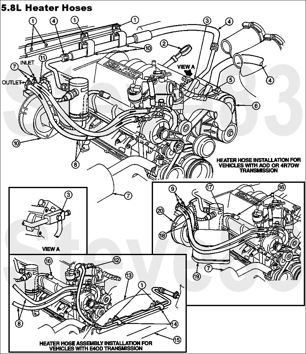 hight resolution of ford 5 8l engine diagram ford 5 8 engine diagram 1990 ford bronco diagrams and schematics picture