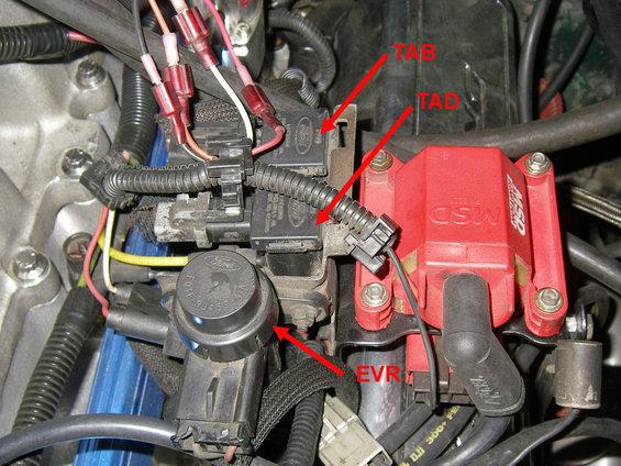 1988 Ford Bronco Ll Vacuum Diagrams