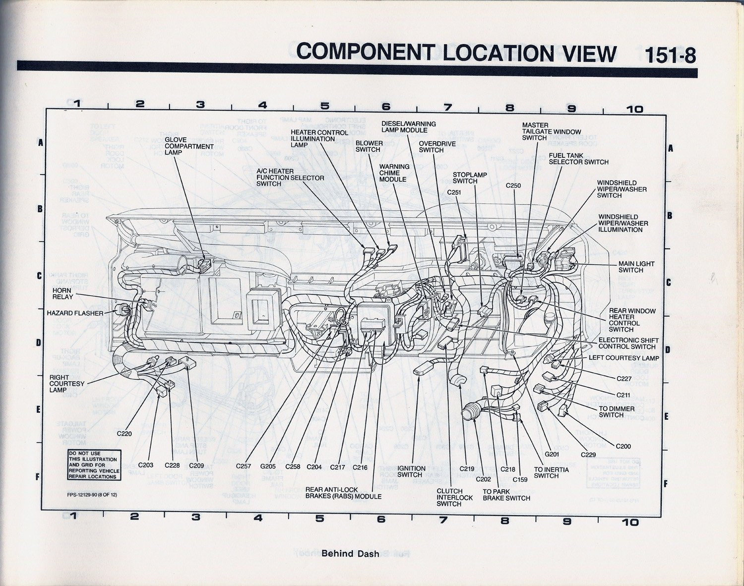Ford F250 Fuel System Diagram, Ford, Free Engine Image For