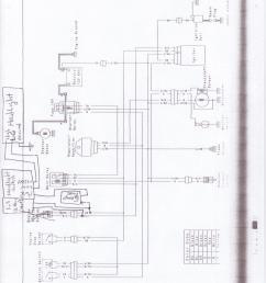 klx140 wiring diagram wiring diagram specialties [ 2550 x 3501 Pixel ]