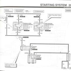 Ford Bronco Starter Solenoid Wiring Diagram 1991 Toyota Pickup Is This Wire Supposed To Be Attached The