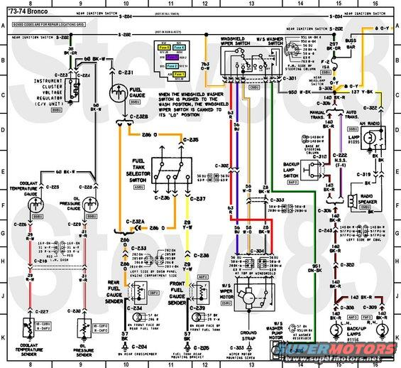 immersion heater wiring diagram 2003 mazda 6 engine 1976 ford bronco tech diagrams picture | supermotors.net