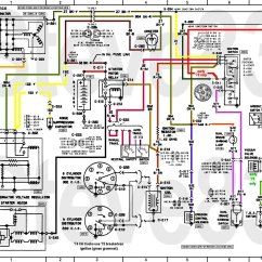 Early Bronco Wiring Diagram Trane Air Conditioner 1968 Ford Regulator Free Engine Image