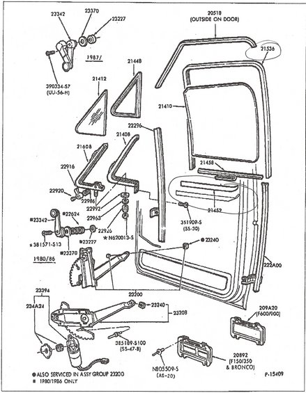 88 Ford Bronco Fuse Link, 88, Free Engine Image For User