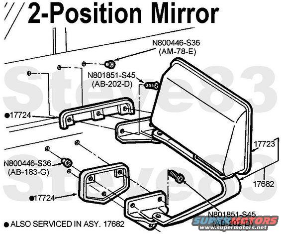 Ford Towing Mirror Wiring Diagram. Ford. Auto Wiring Diagram