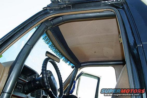 1988 Ford Bronco RoLL caGe picture SuperMotorsnet