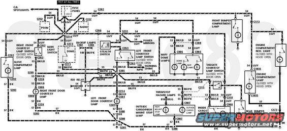 adding reverse lights wiring diagram
