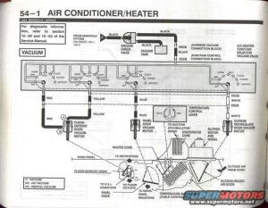 Ford Bronco Forum  View Single Post  HeaterDefrost
