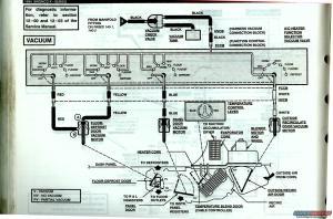 Vacuum Schematic for 58l  Ford Bronco Forum