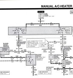 1990 ford f 150 ac wiring diagram schema wiring diagram ford f150 wiring diagram 99 f150 [ 3159 x 2487 Pixel ]
