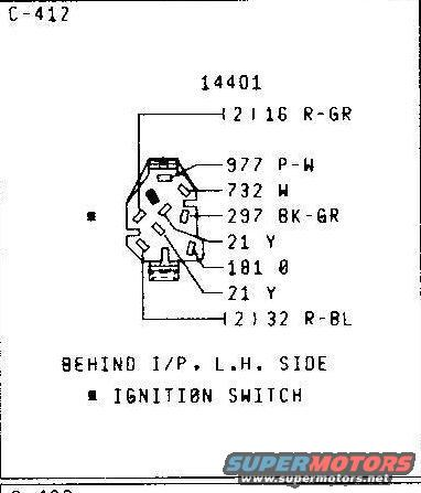 78 ford ignition switch wiring diagram 50 johnson outboard motor truck schematic 79 schematics bronco forum lotus