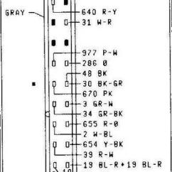 Turn Signal Wiring Diagrams What Is Diagram 79 Schematics - Ford Bronco Forum
