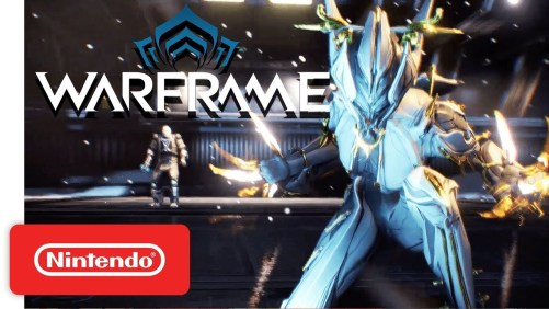 Image result for warframe switch