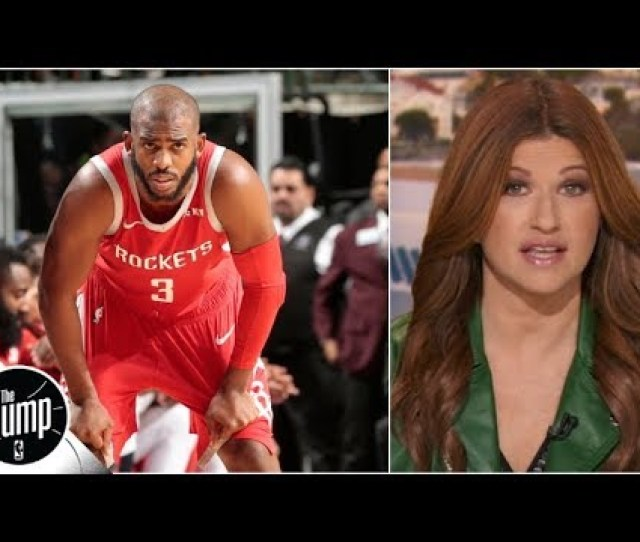 What Chris Pauls Injury Means For Rockets Hint Theyre In Trouble The Jump Supernewsworld Com