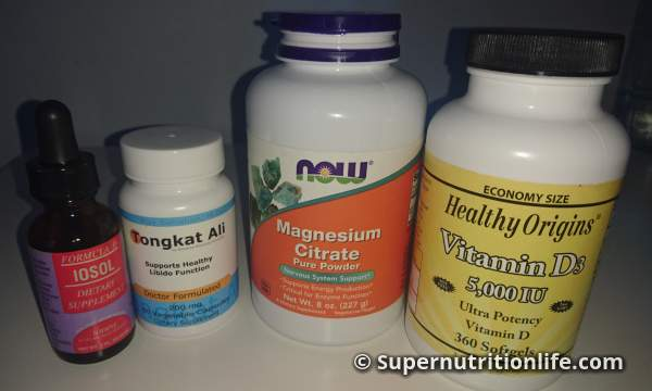 basic-supplements-for-testosterone