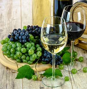 resveratrol and grape seed extract for lowering estrogen