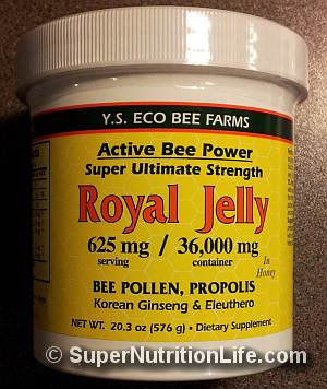 royal jelly benefits product